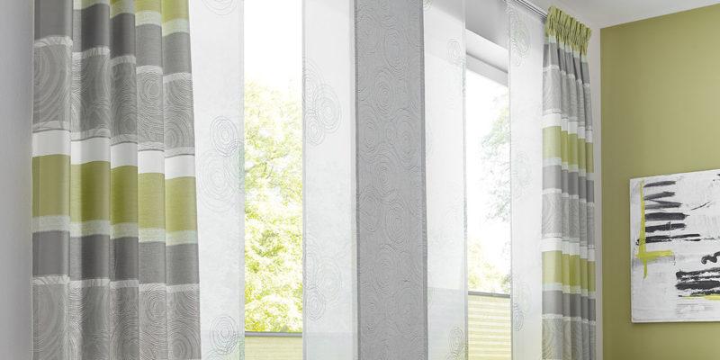 Berühmt Unland Gardinen - Vorhänge, Dekostoffe, Plissee, Kissen BA86