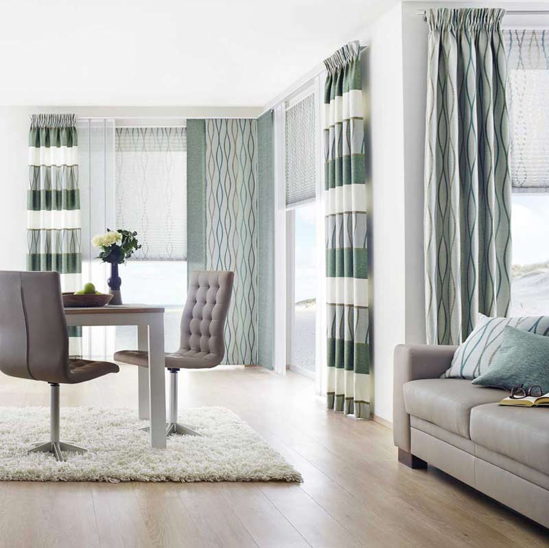 unland gardinen vorh nge dekostoffe plissee kissen. Black Bedroom Furniture Sets. Home Design Ideas
